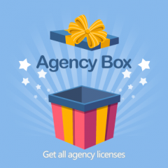 JMG Agency Box