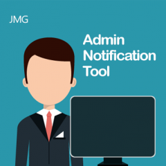 JMG Admin Notification Tool