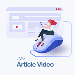 JMG Article Video
