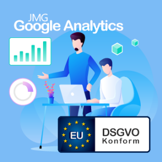 JMG Google Analytics DSGVO