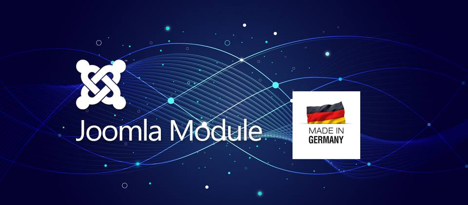 Joomla Module made in Germany